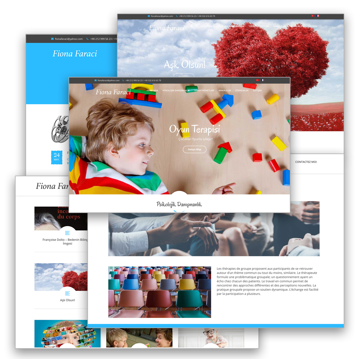 fiona faraci website s