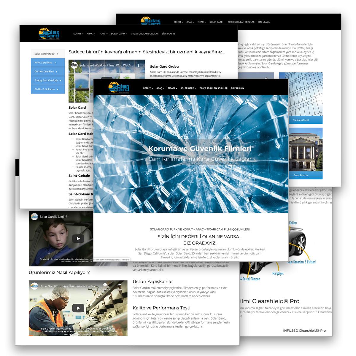 solargard website s