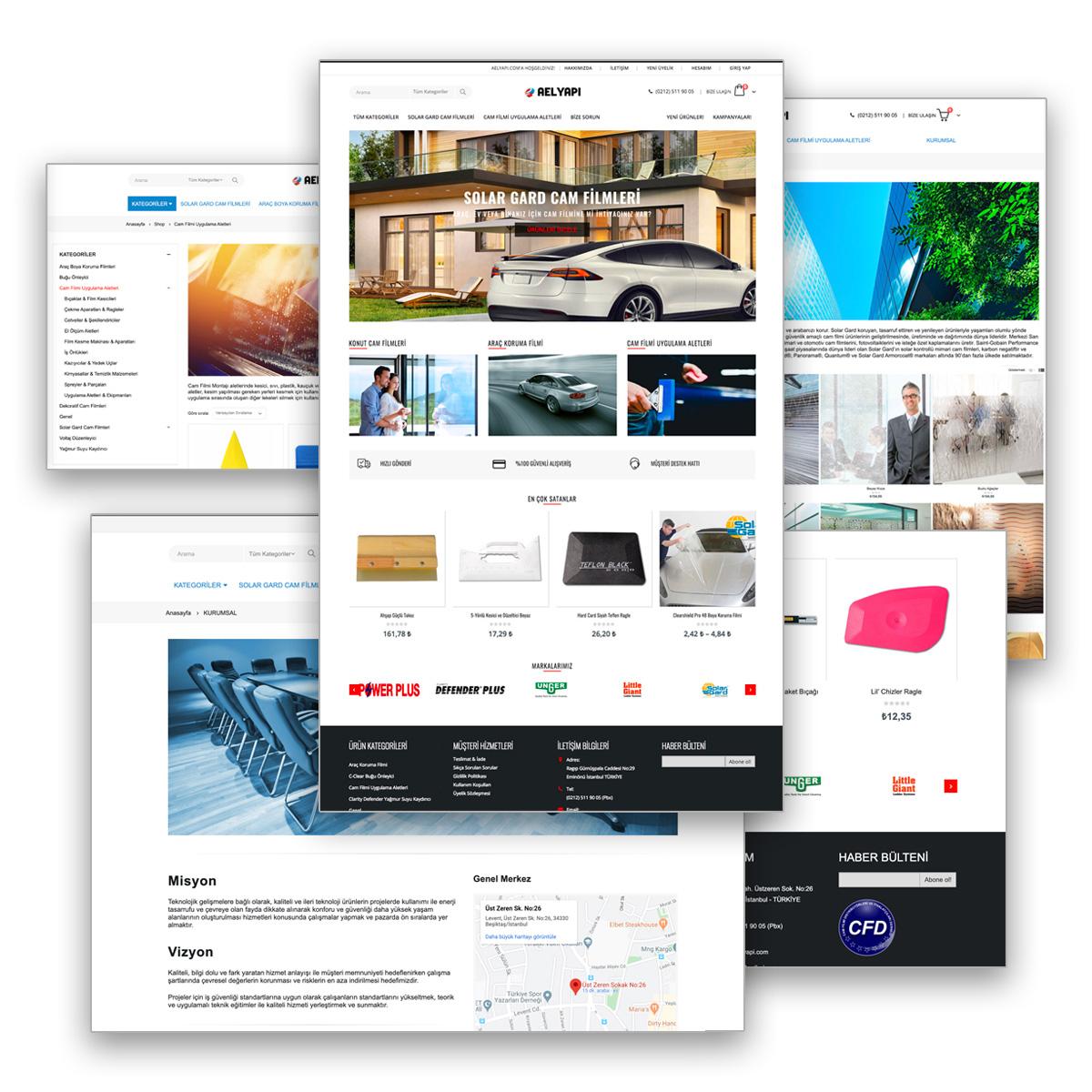 aelyapi website s