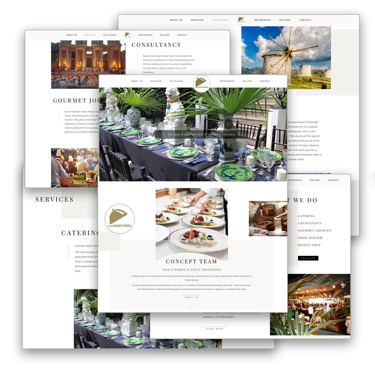 conceptteam website s
