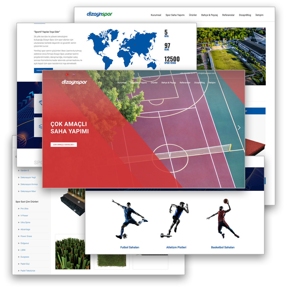 dizaynspor website s
